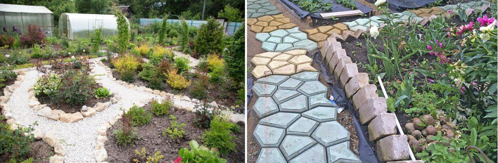 Традиционные ошибки традиционной садовой дорожки