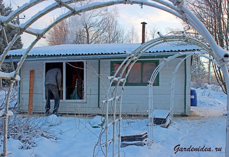 утепление дома пенопластом снаружи